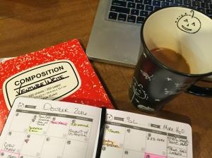 My Morning Routine at VentureWrite